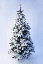 Tree Artificial Christmas Christmas holiday заснеженная for holiday Christmas decoration New Year
