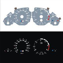 TRAÇO 6000 RPM Calibre Brilho EL para E39 E53 Diesel 520d 525d 530d X5 3.0d