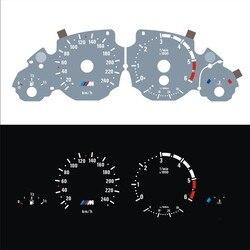 DASH 6000 RPM EL Glow Gauge for E39 E53 Diesel 520d 525d 530d X5 3.0d
