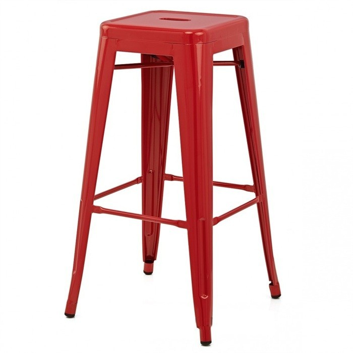 Stool TOL, Steel, Network
