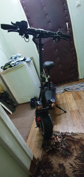-- Adulto Dobrar Scooter
