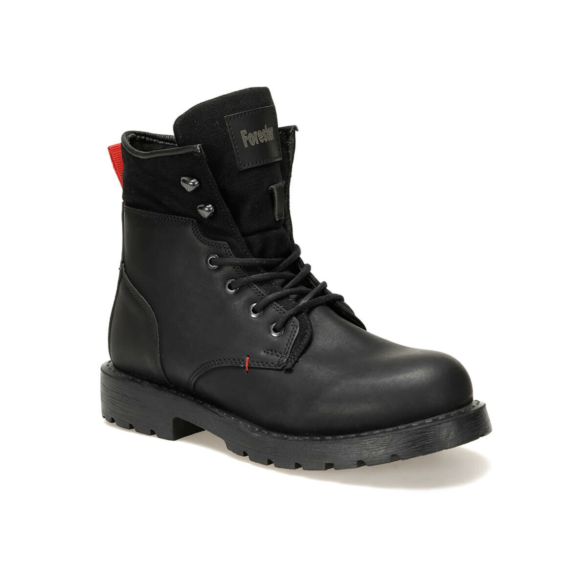 FLO DMS-25-1 C 19 Black Men 'S Postal Forester