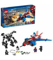 Lego 76150 Jet Aracnide Vs. Armatura Robotica Vede Negozio di Giocattoli