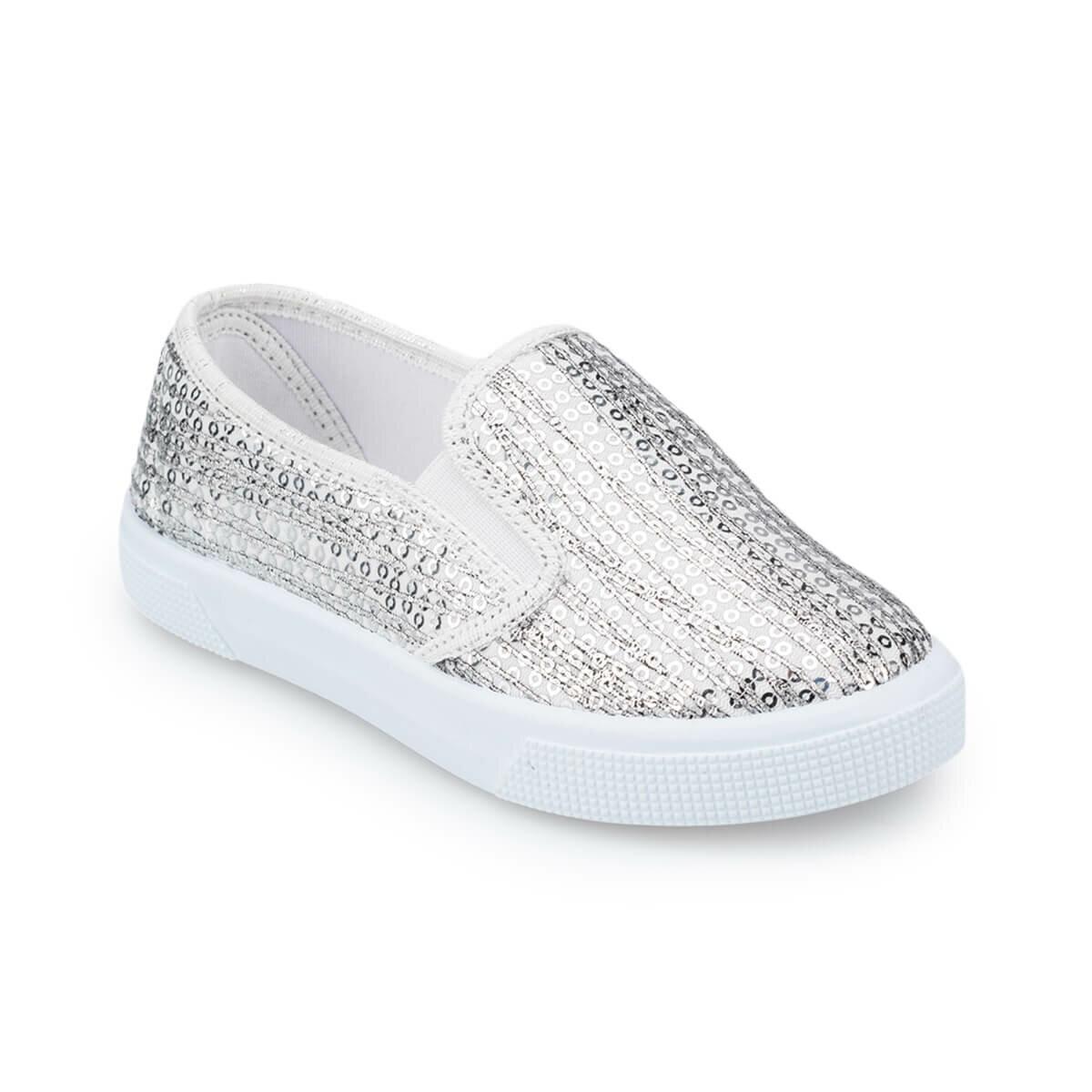 FLO 91.511433.F Gray Female Child Shoes Polaris