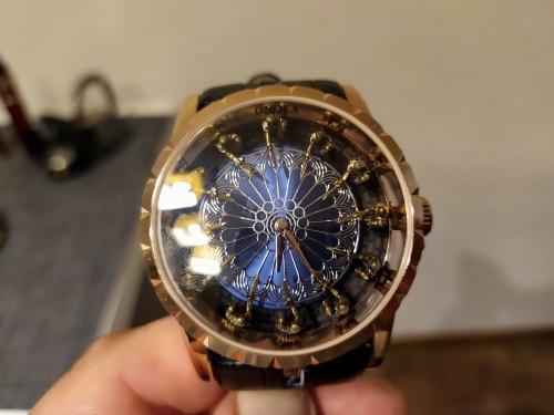 -- Relógio Quartzo Presente