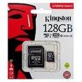 Micro SD Speicher Karte mit Adapter Kingston SDCS2 100 MB/s exFAT
