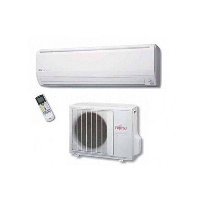 Air Conditioning Fujitsu ASY-50 Split 1x1 To/To 4472 Fg/h Cold + Heat