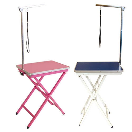 Folding Table With Gallows Folding Table ROSE WITH Gallows