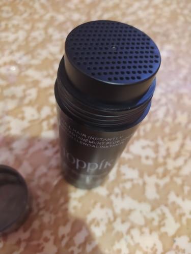 Toppik Hair Building Fibers - Instant Regrowth Powder photo review