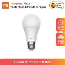 Xiaomi Mi LED bombilla inteligente Control inteligente estropajo y Temperatura de Color Ajustables Versión Global Original