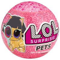 Doll L.O.L. Surprise! PETS 4 Series 2 wave