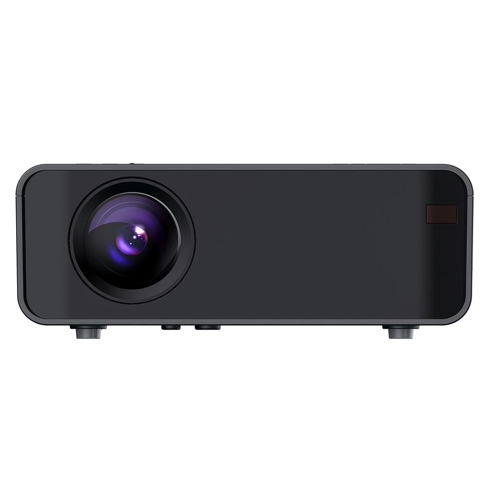 Домашний кинотеатр Мини Портативный HDMI USB ЖК светодиодный мини микро Пико 3D проектор HD 1080P прожектор проектор, мультимедийный проектор - 5
