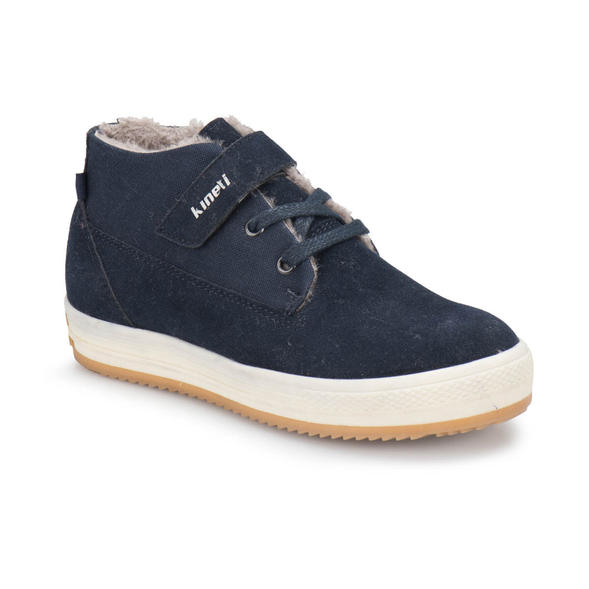 FLO ARTUS Navy Blue Male Child Sneaker Shoes KINETIX