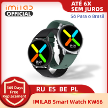 Imilab KW66 Smart Watch Fitness Tracker Heart Rate Monitor Screen Sleep Monitor For Android Honor Huawei Xiaomi