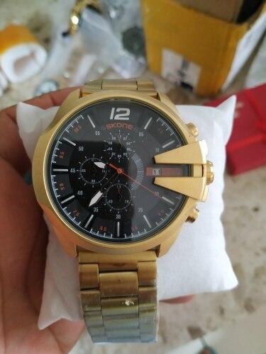 -- Dourado Dourado Relógios