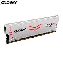 Gloway DDR4 8ギガバイト * 2 16ギガバイト3000mhz 3200mhzのrgb用ゲーメモリアラムタイプbシリーズ