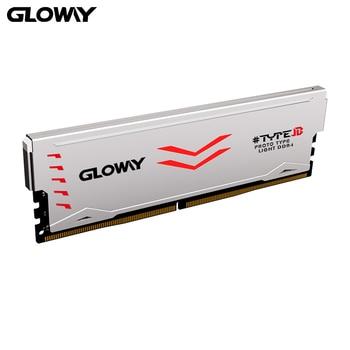 Gloway   DDR4 8gb*2 16gb 3000mhz  3200mhz RGB RAM for gaming desktop  memoria ram Type B series