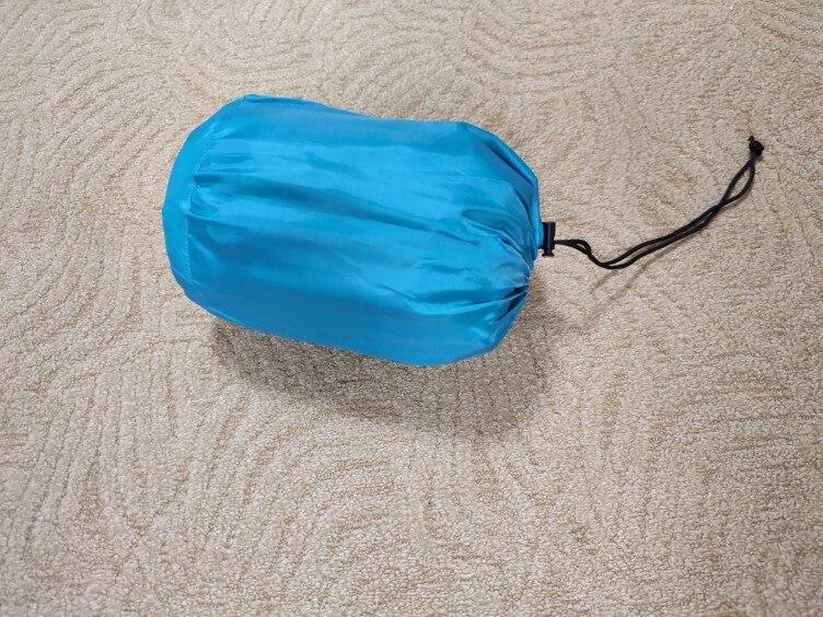 מזרן מתנפח זוגי עם כרית שינה photo review