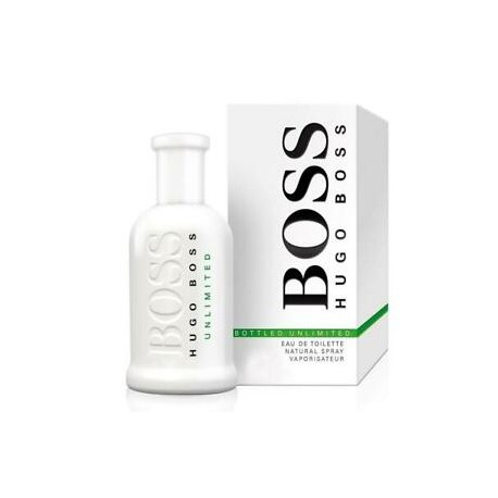BOSS BOTTLED UNLIMITED EDT 200ML SPRAY