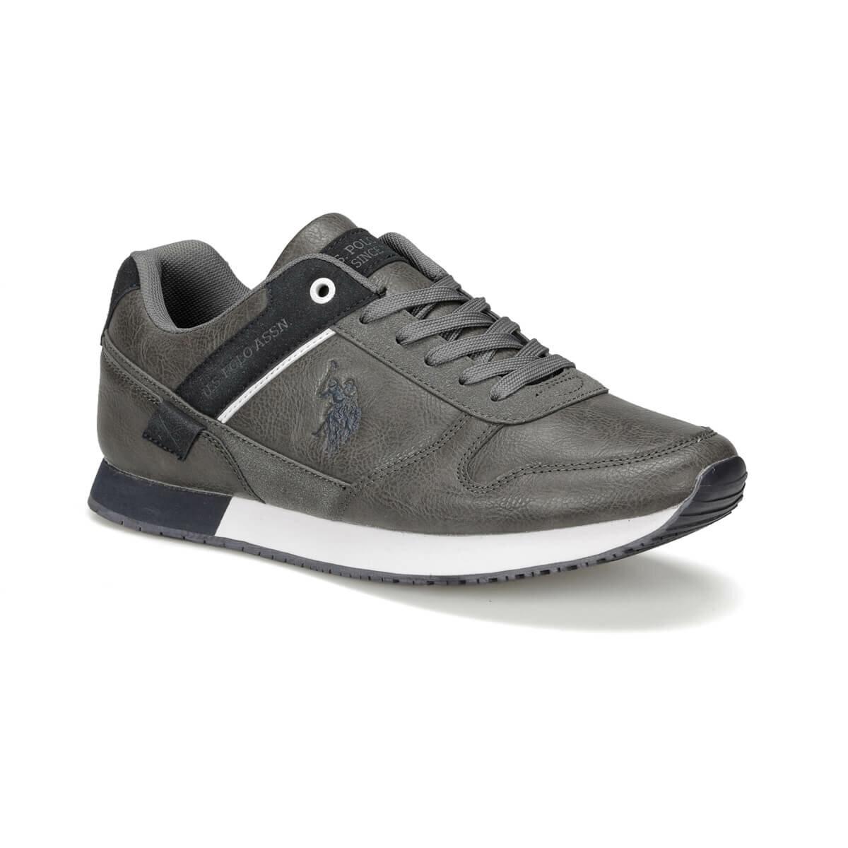 FLO FORTH 9PR Gray Men 'S Sneaker Shoes U.S. POLO ASSN.