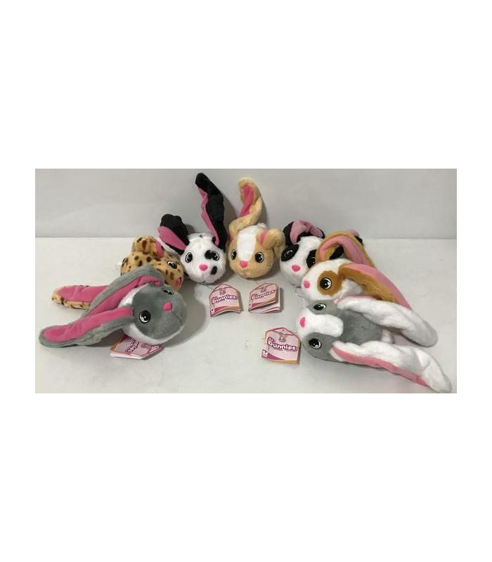 Bunnies Plush Toys Assorted Toy Store