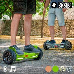 Elektryczna deskorolka Bluetooth skuter z głośnikiem Rover Droid Stor 190|Hulajnogi|   -