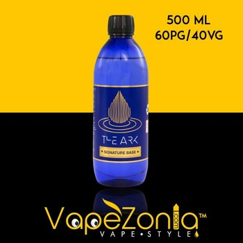 THE ARK SIGNATURE BASE 500 ml VG 40/PG 60