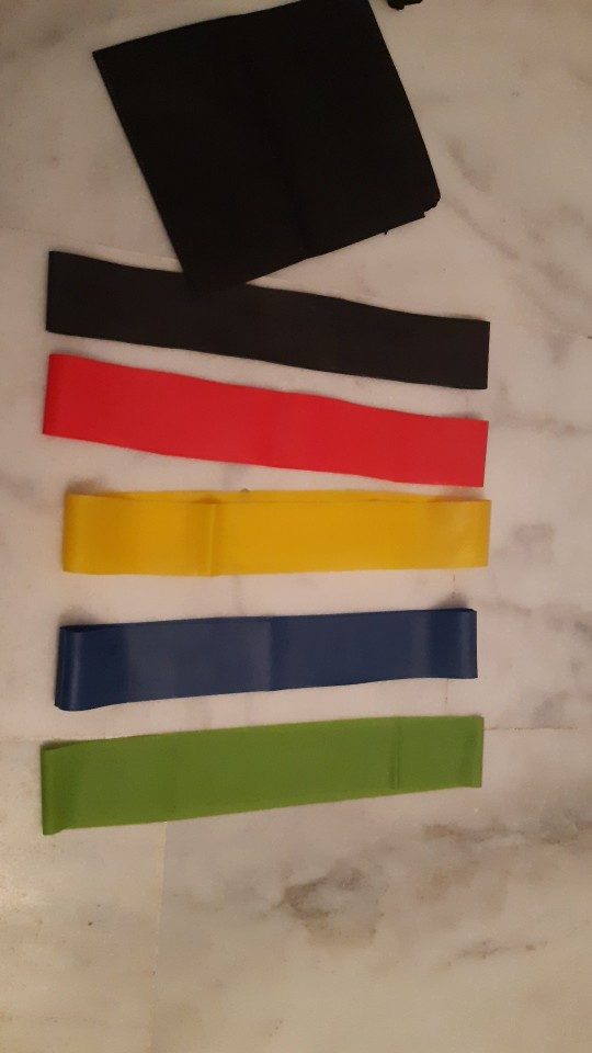 Universal Workout Resistance Band photo review