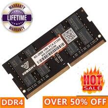 Laptop DDR4 Memoria 4GB 8GB 16GB 32GB Notebook Ram 2133 2400mhz 2666mhz 3200mhz Sodimm 2400 2666 3200 MHZ DDR 4 Memory 4 8 16 GB