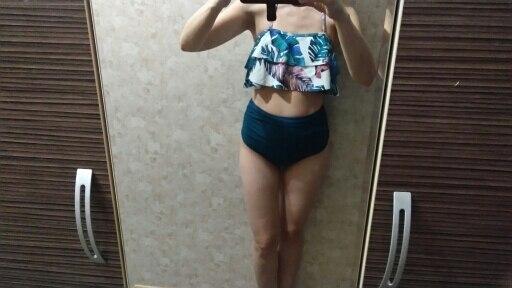 2021 New Bikinis Women Swimsuit High Waist Bathing Suit Plus Size Swimwear Push Up Bikini Set Vintage Beach Wear Biquini biquini plus biquini upbiquini plus size - AliExpress