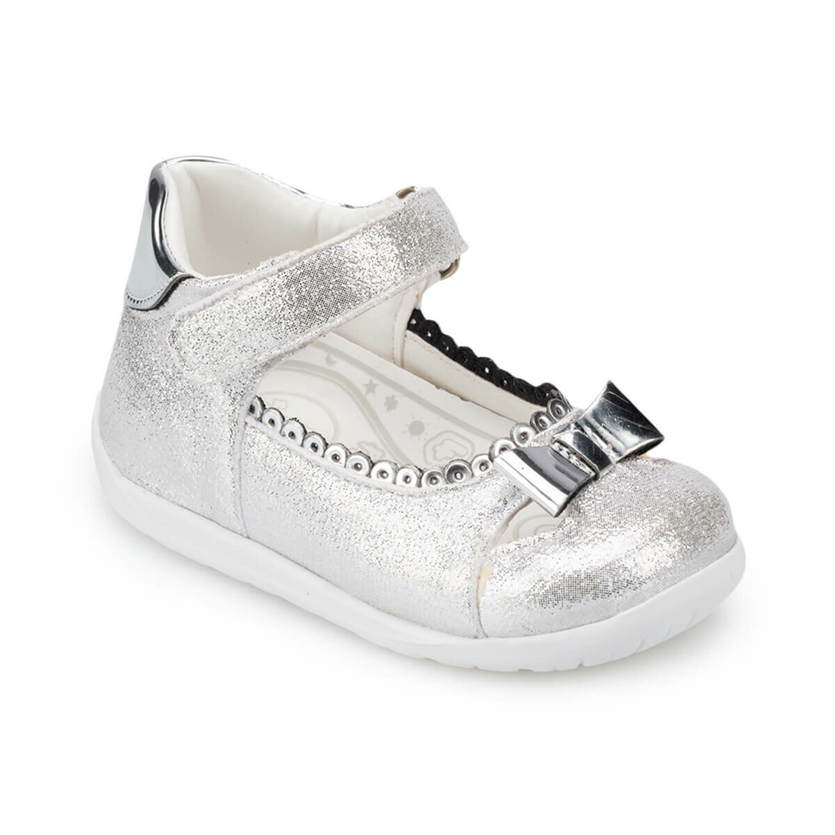 FLO 91.511039.I Silver Girl Children Ballerina Polaris