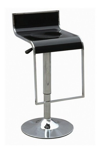 Stool OGUS, Black Abs