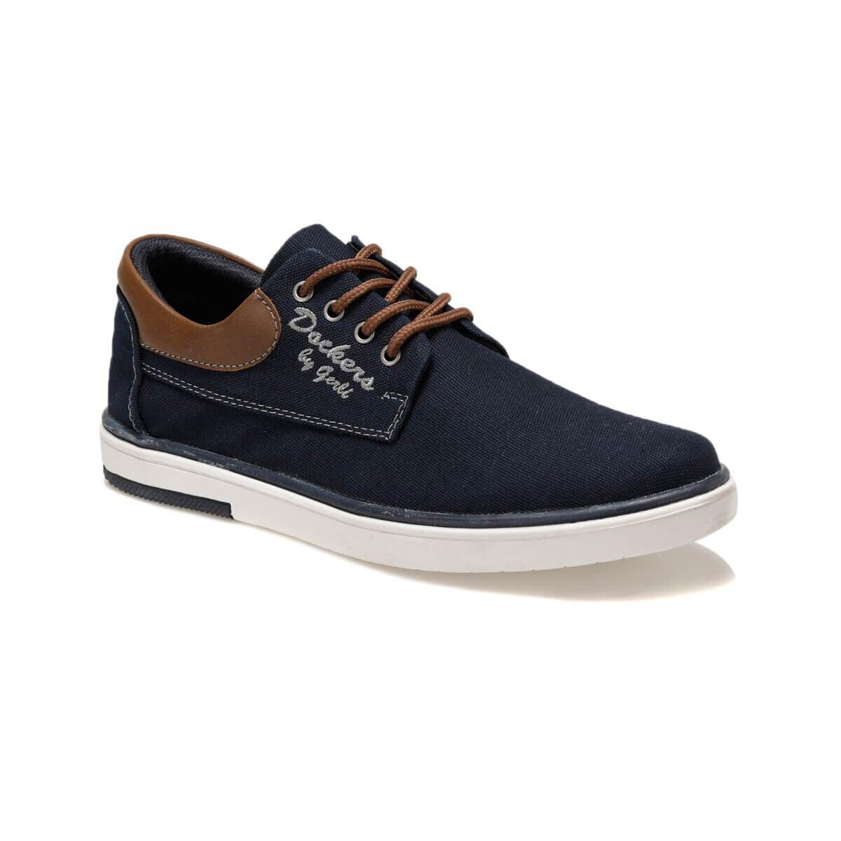 FLO 224942 Navy Blue Men 'S Sneaker Shoes By Dockers The Gerle