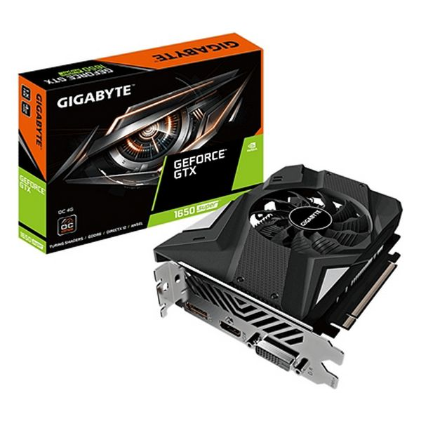 Graphics Card Gigabyte NVIDIA GTX 1650 4 GB GDDR6