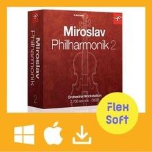 Ik-miroslav Philharmonik 2 multimedia complete with 58 gb of sounds