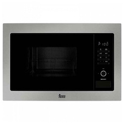 Built-in microwave with grill Teka MWE225 25 L 900W Black Stainless steel