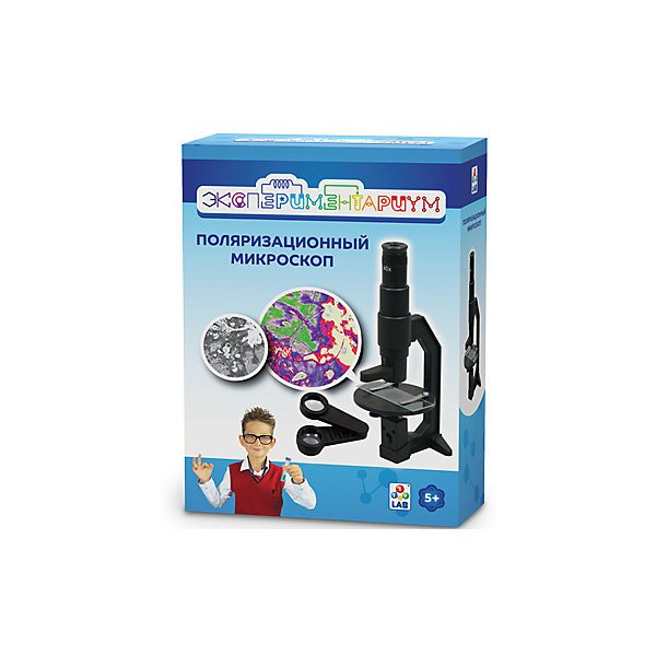 Set Экспериментариум Polarizing Microscope MTpromo