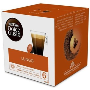 Cafe Lungo, Dolce Gusto 16 units