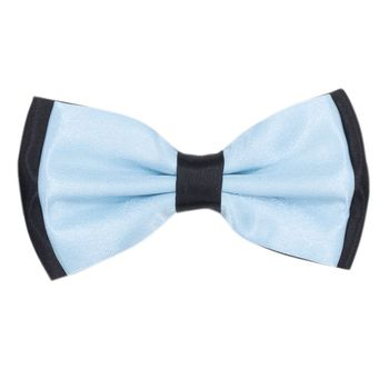 Bow tie for men (microfiber, blue) 50191
