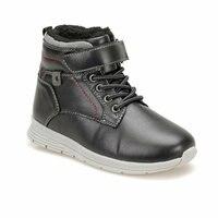Boys Boots Shoes Spring Autumn Black Brown PU Children's LeatherFashion Kids Warm Winter Rubber Waterproof Snow Rain Baby Water