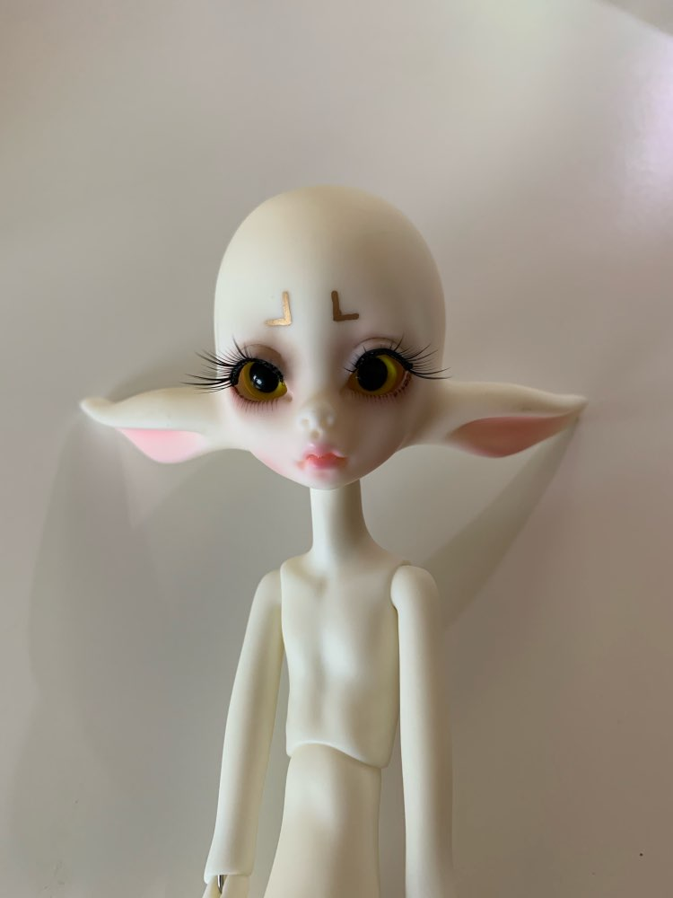 -- Mosquito Boneca Modelo