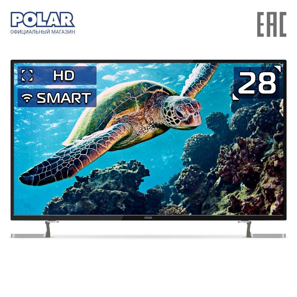 """Телевизор 28"""" POLAR P28L51T2CSM HD SmartTV"""