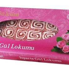 Специальная Роза турецкий восторг 250 г | веганские конфеты десерт вкусные Изысканные сладкие | чай | кофе | эспрессо