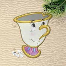 Toalla de Playa Princesses Disney 70835()