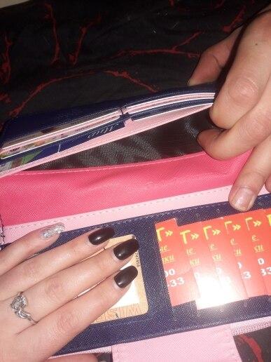 Carteiras Telefone Titular Cartão