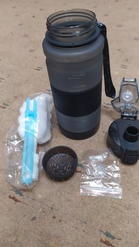 Sport Water Bottles Protein Shaker Portable Motion Leakproof Drinkware My Drink Bottle BPA Free Outdoor Travel Camping Hiking|Water Bottles|   - AliExpress