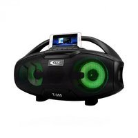 Car Audio Speakers stereo Super Bass T 355 (Boombox with Bluetooth) Column for bass subwoofer Portable wireless loud speaker