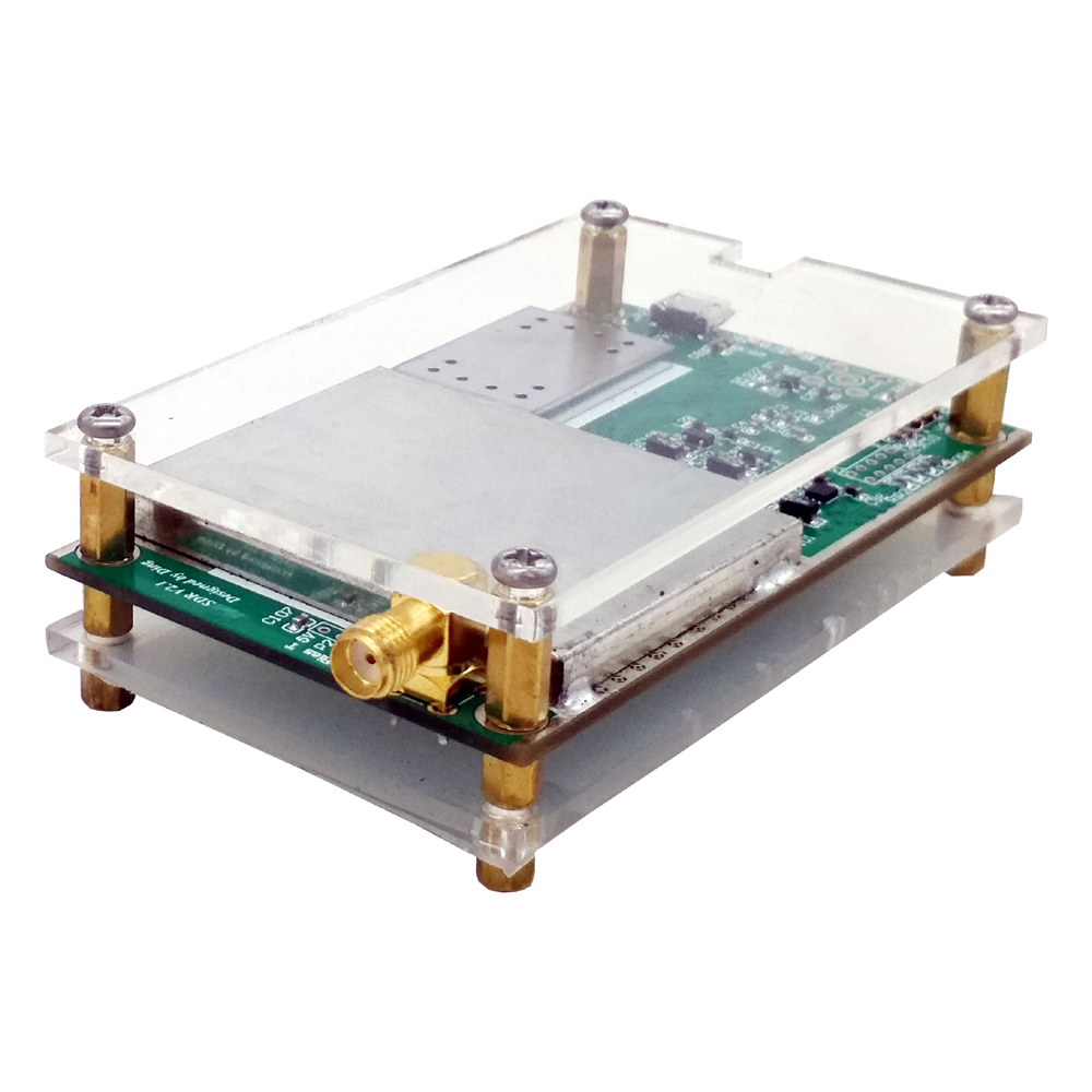 10KHz-2GHz Wideband 14bit  Software Defined Radios SDR Receiver SDRplay with antenna driver  amp  software with TCXO 0 5PPM