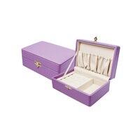 Jewelry Box storage jewelry, Рута, арт.7904000, a series of Venice, purple