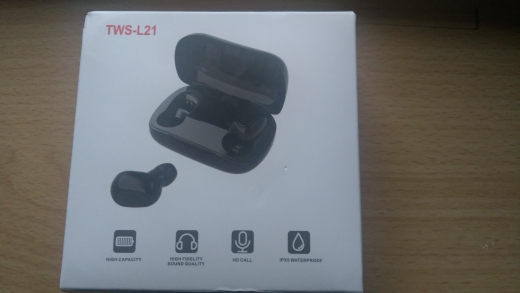 TOPK TWS Bluetooth 5.0 LED Display Wireless Bluetooth Headphones Earphones With Microphone Mini Cordless Earbuds for Xiaomi|Bluetooth Earphones & Headphones| |  - AliExpress